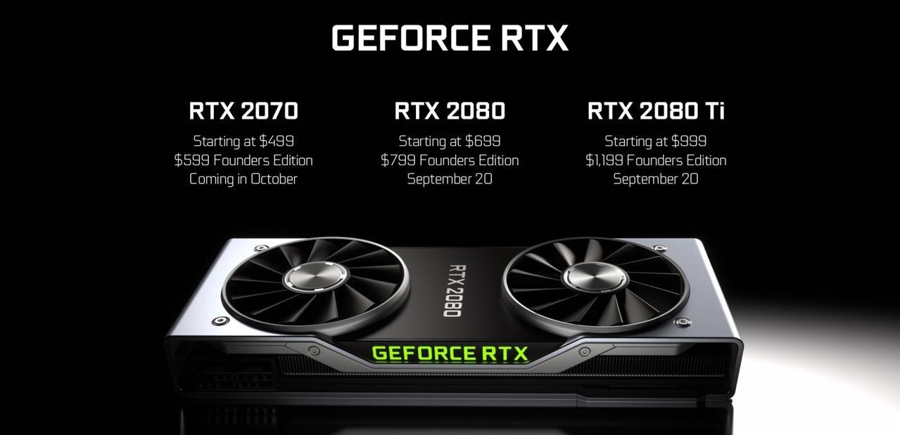DLSS et NGX, OC simplifié, 8K, NVLink et VirtuaLink : les GeForce RTX au-delà du ray tracing
