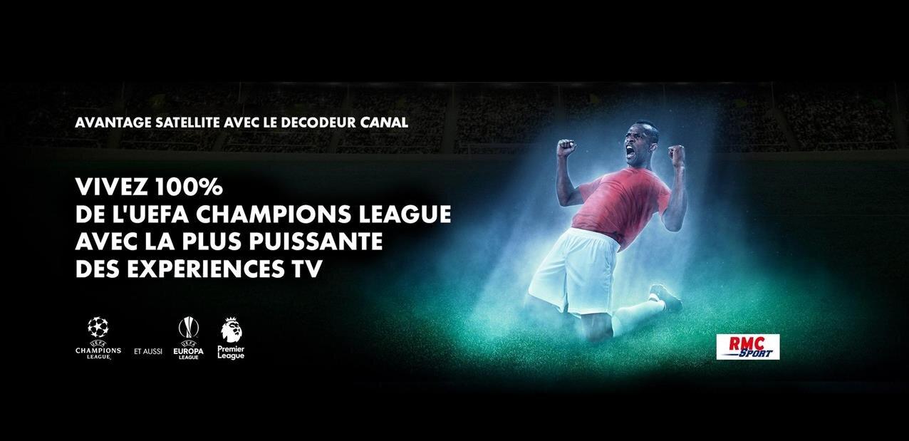 RMC Sport distribué par Canal+, un mois offert à certains clients après des dysfonctionnements
