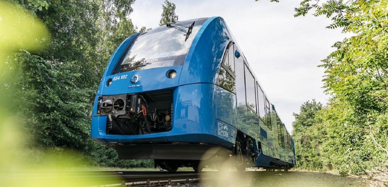 Train à hydrogène : première exploitation commerciale en Allemagne