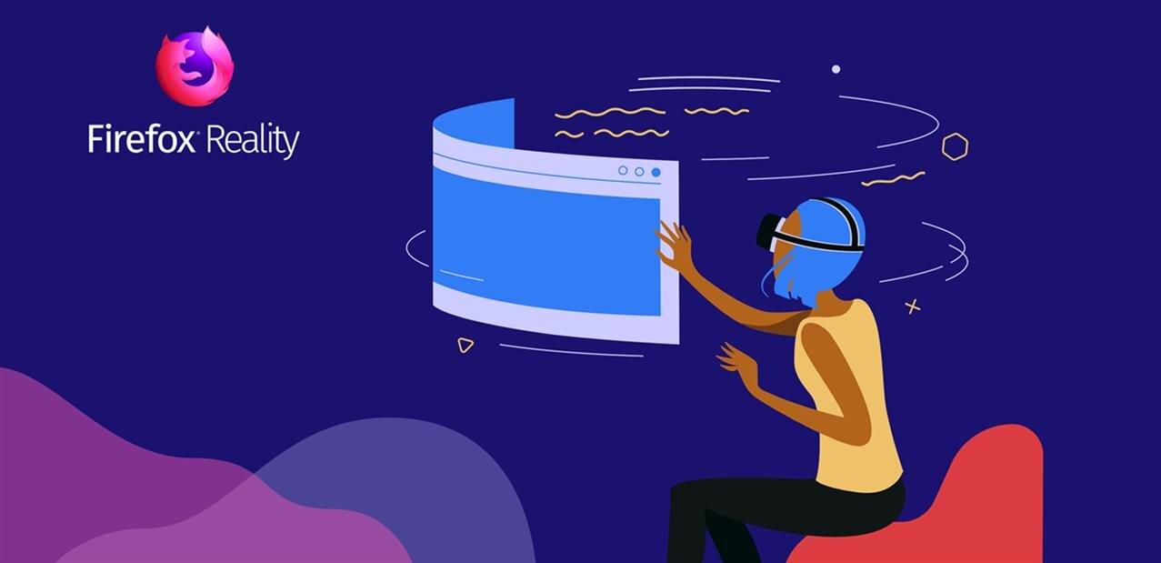 Firefox Reality débarque sur Oculus, Viveport et Daydream