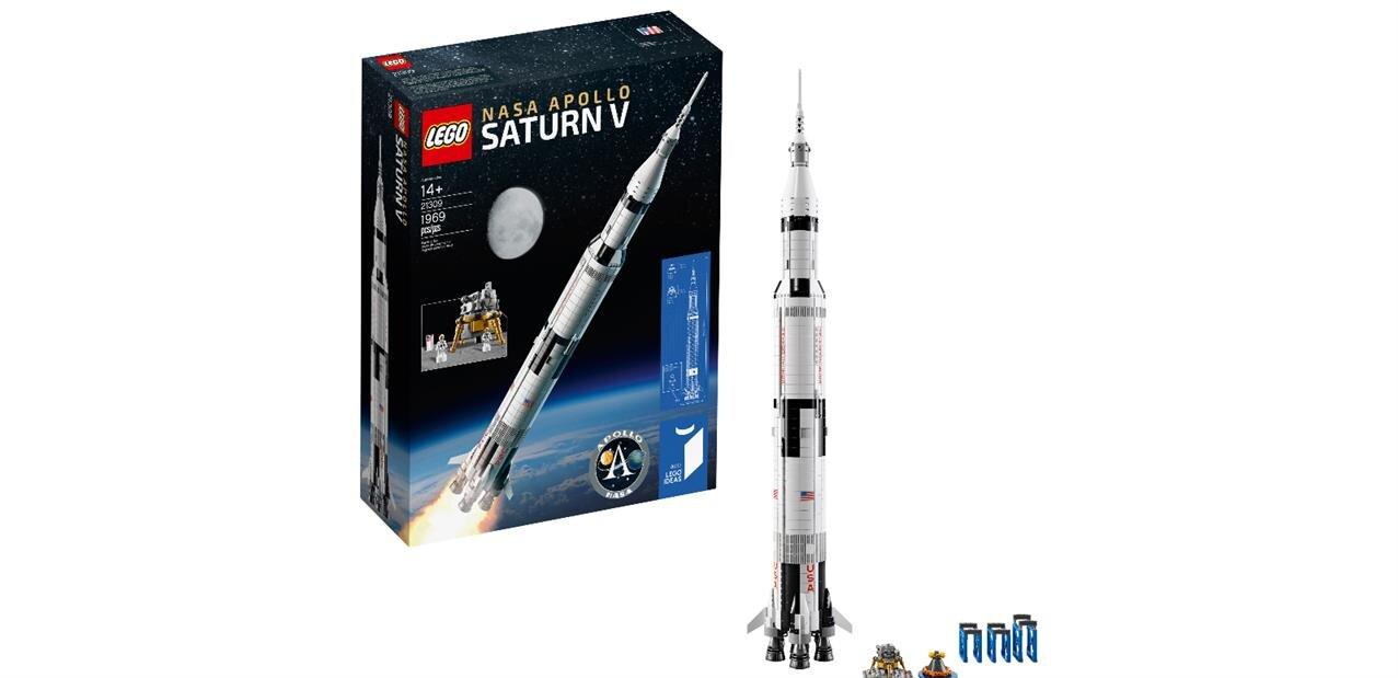 Pour deux boîtes Lego achetées, la troisième est offerte