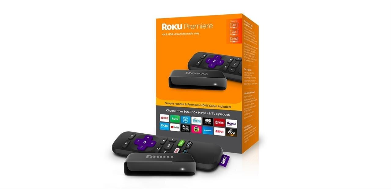 Roku Premiere : un petit lecteur 4K UHD et HDR10 à moins de 40 dollars