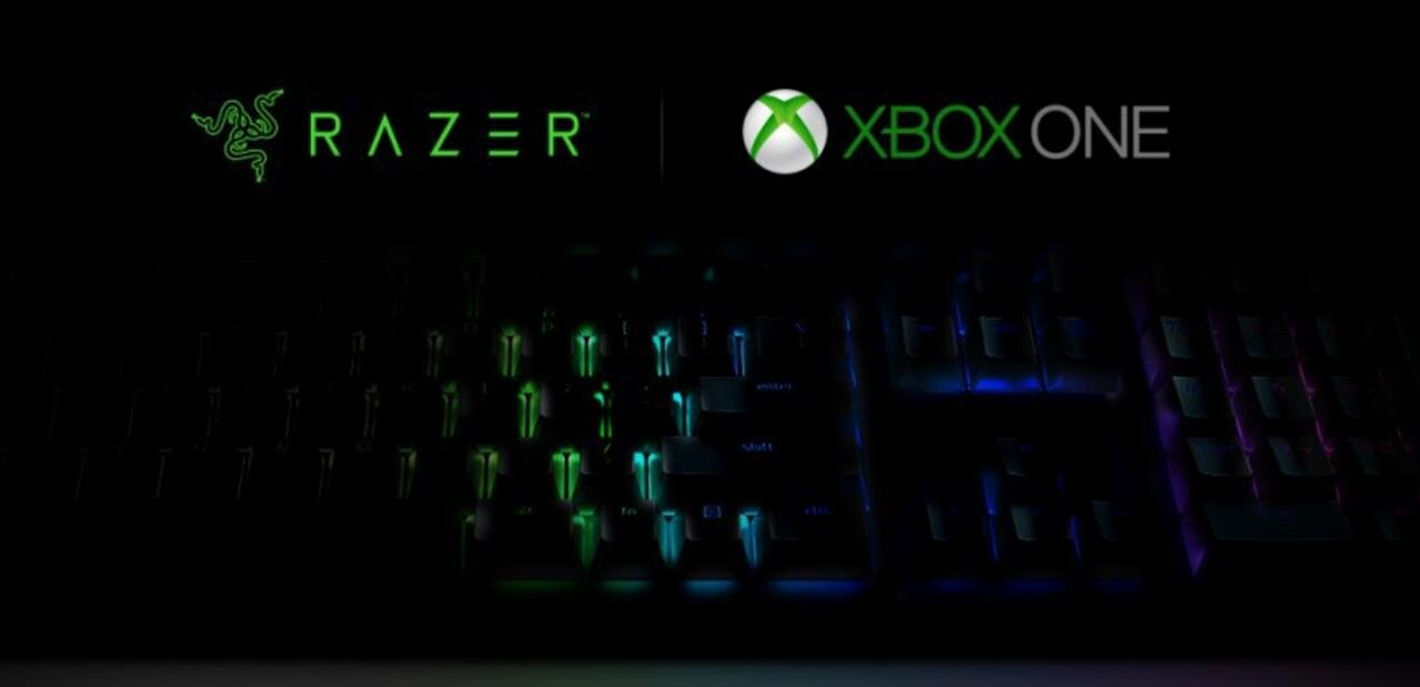 La Xbox One prendra en charge les claviers et souris, des périphériques en partenariat avec Razer
