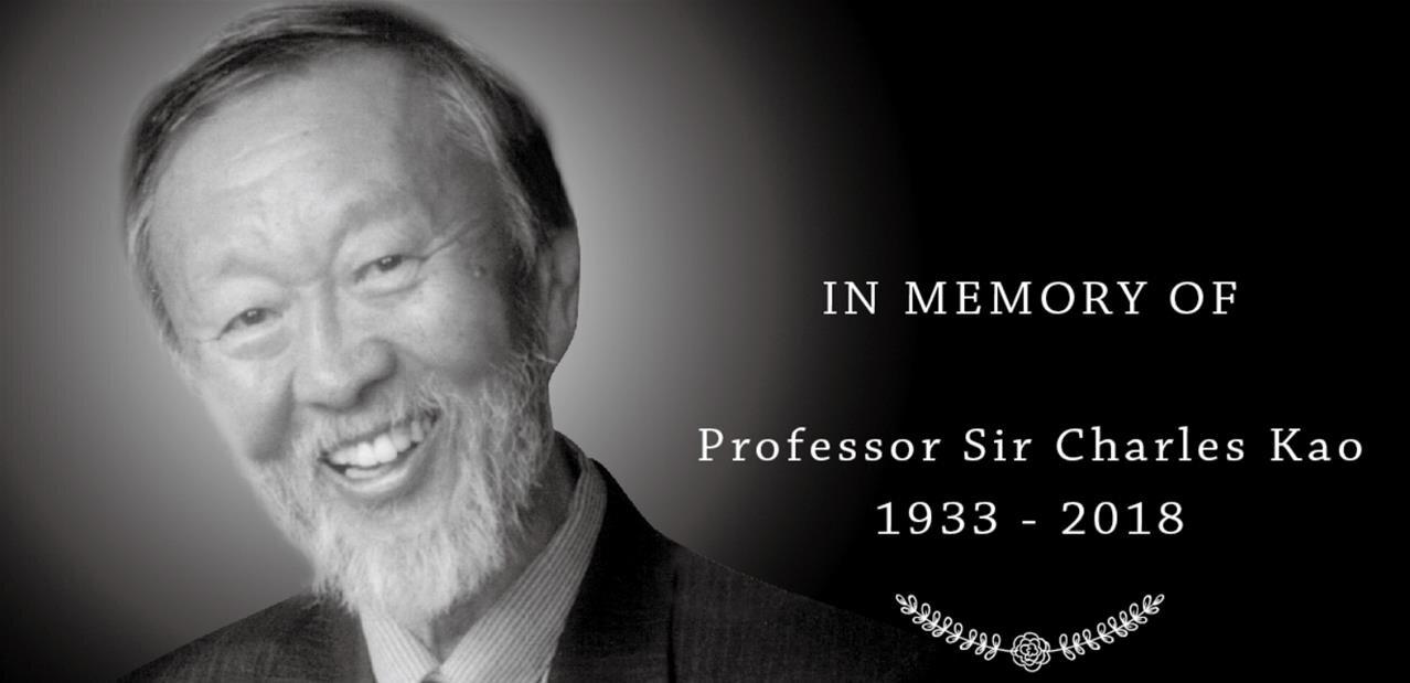 Décès de Charles Kao, considéré comme le « père de la fibre optique »