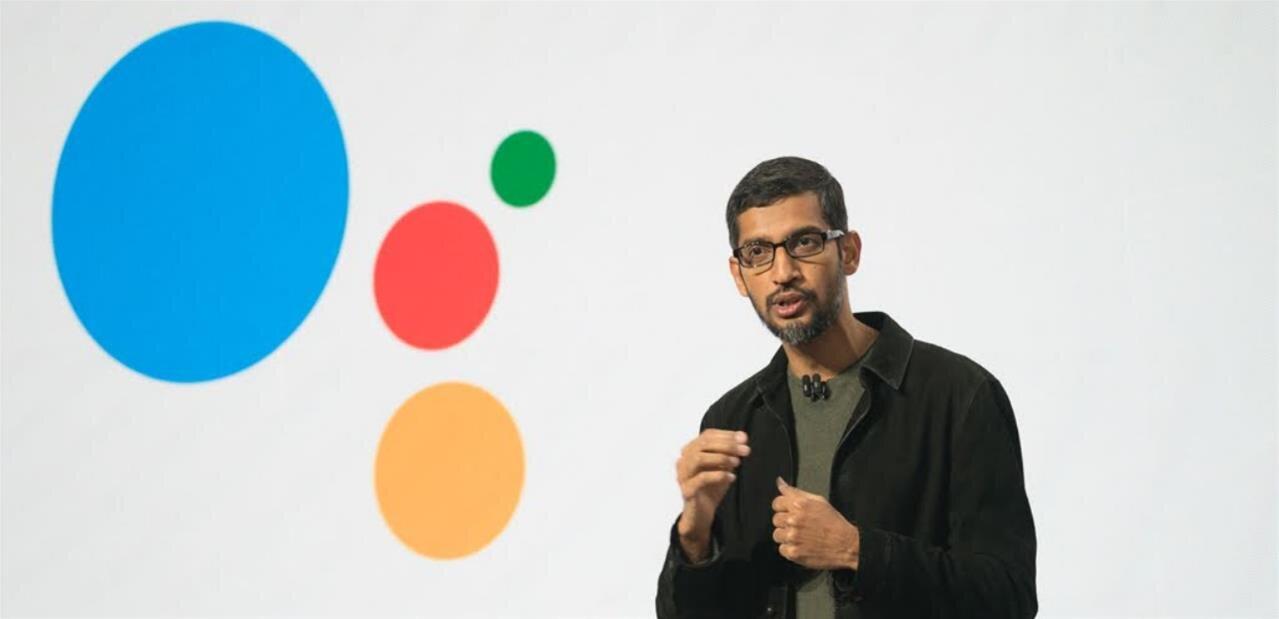 Sundar Pichai prend la tête d'Alphabet (en plus de Google), les co-fondateurs en retrait