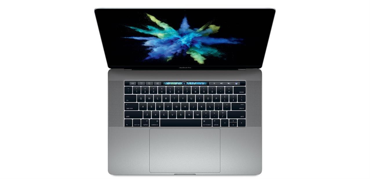 MacBook Pro (TouchBar) : jusqu'à 8 cœurs, encore des changements sur le clavier