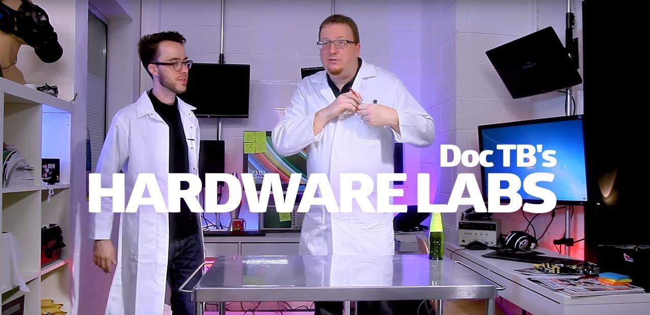 Samuel Demeulemeester (Doc Teraboule) quitte Canard PC Hardware