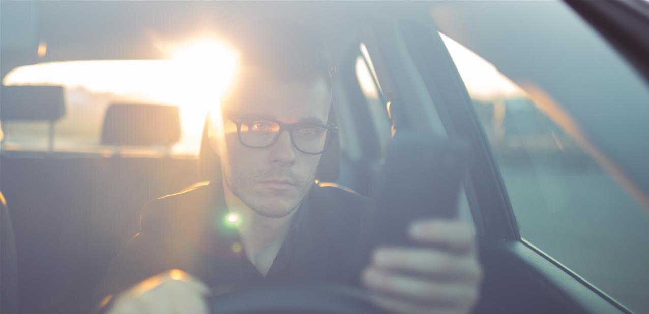 Des conducteurs verbalisés pour avoir pris en photo un accident