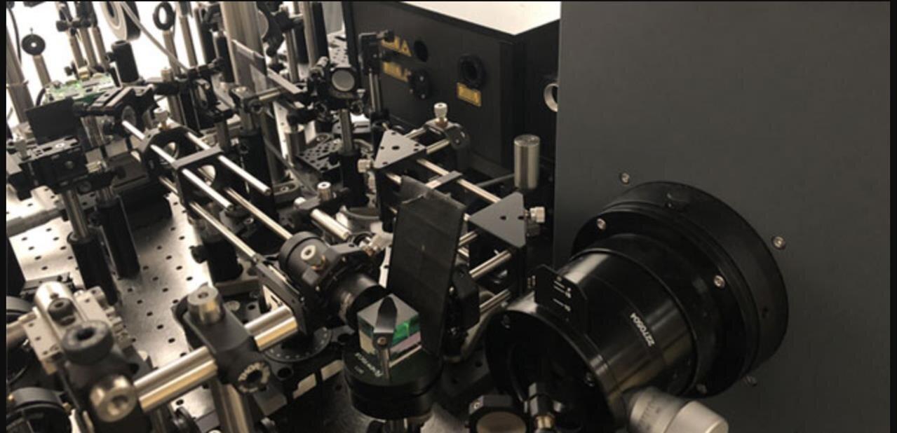 Au Canada, l'INRS inaugure une caméra à 10 mille milliards d'images par seconde