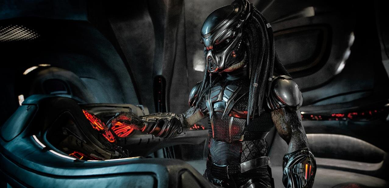 Bandes-annonces : The Predator, Le Jeu, First Man, Glass, Simetierre, Aladdin, Ralph 2.0