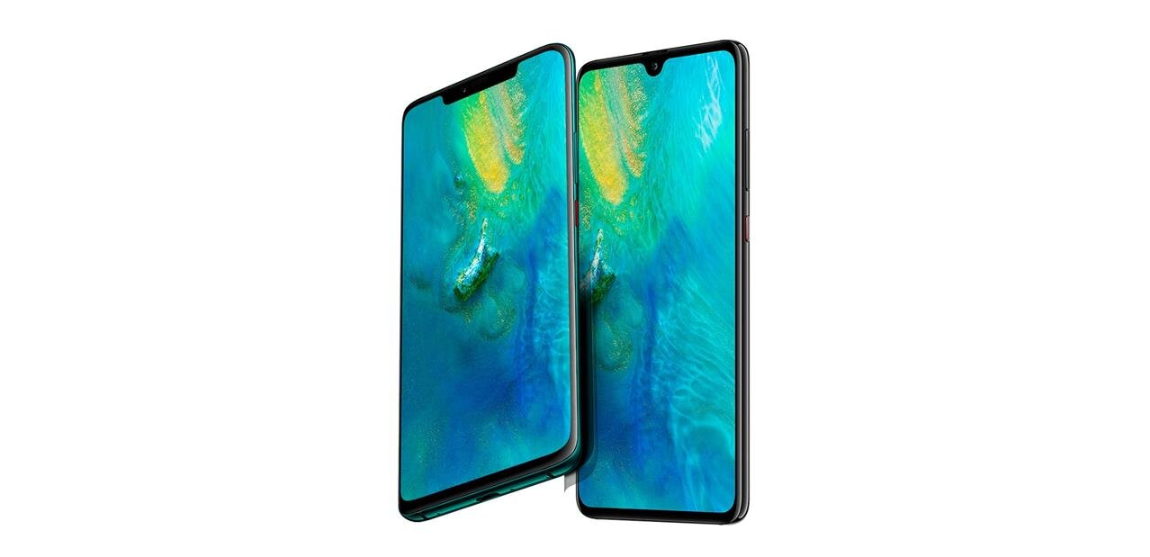 Huawei : smartphones Mate 20 Pro, RS et X dès 799 euros, Watch GT, Band 3 Pro, etc.