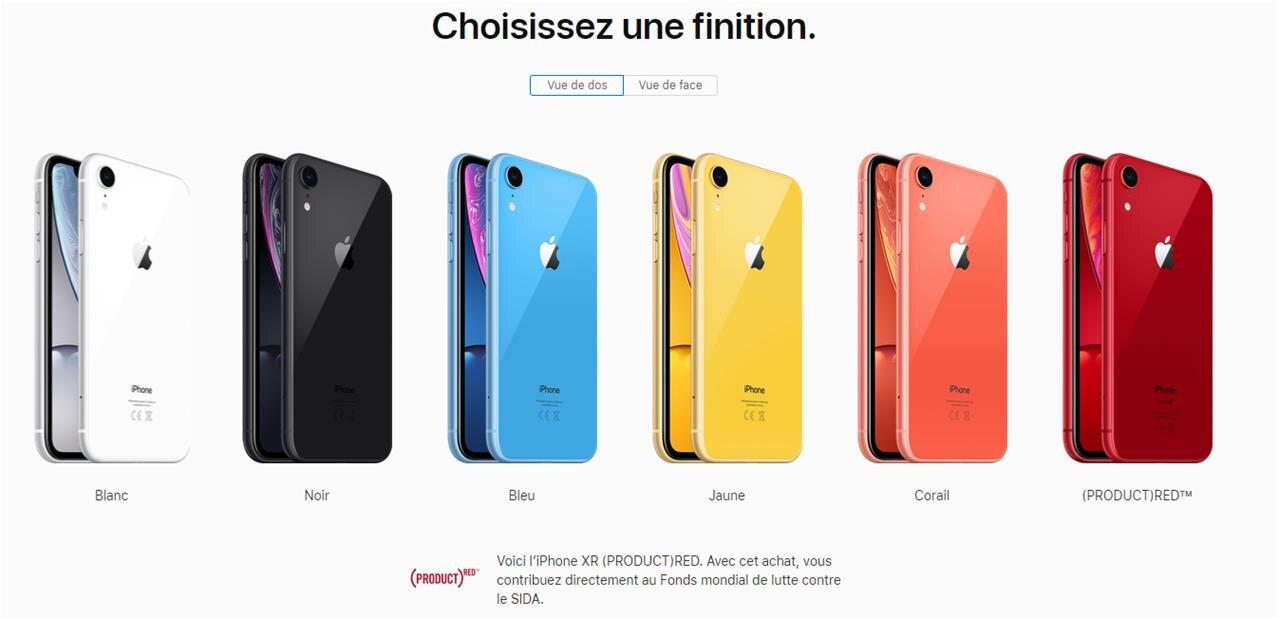 Orange propose l'eSIM pour les iPhone Xs, Xs Max et Xr