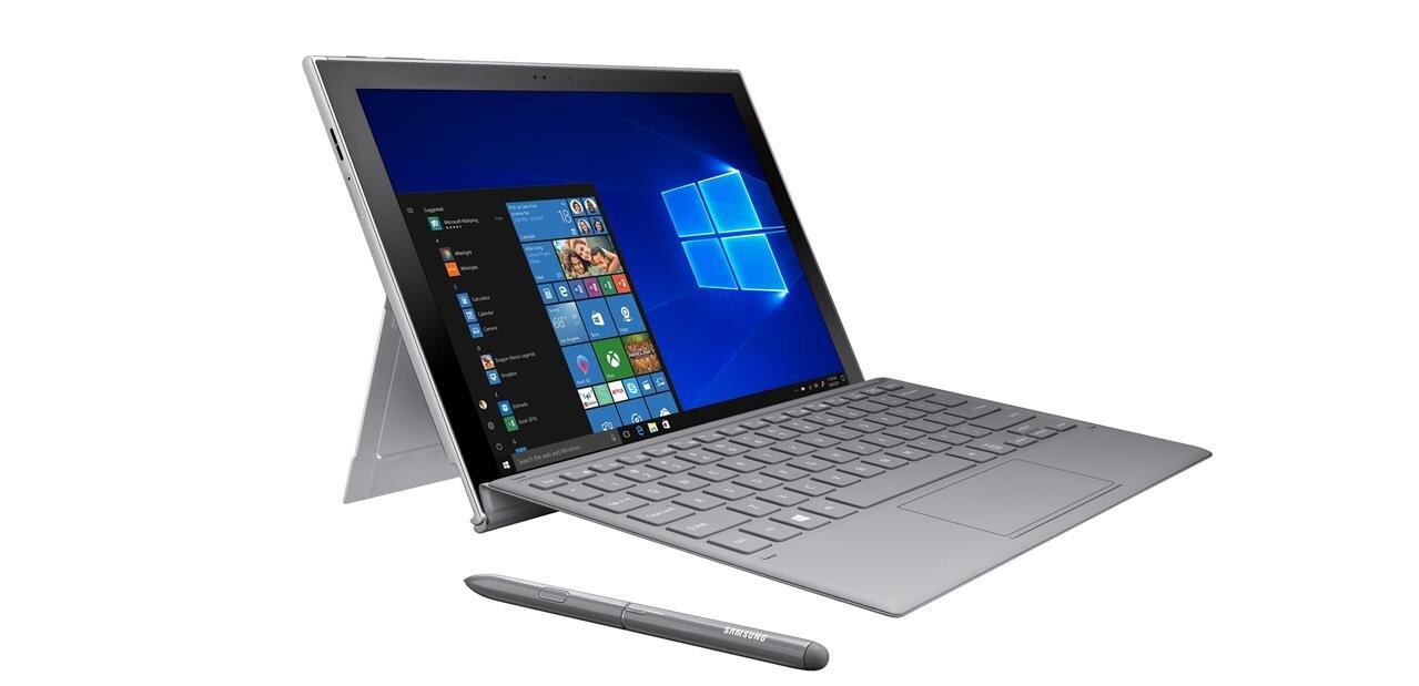 Samsung annonce son Galaxy Book2 avec Snapdragon 850 et Windows 10 S, pour 1 000 dollars