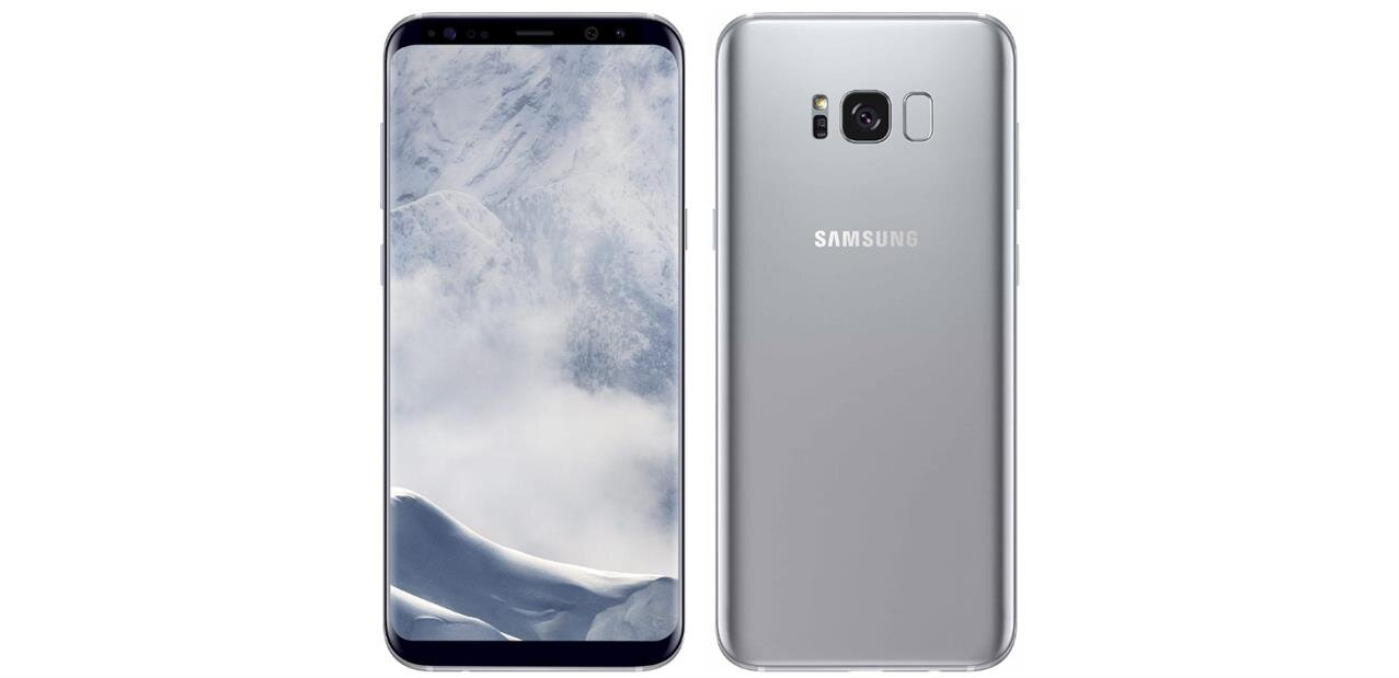 Samsung Galaxy S8 Plus à 449,90 euros