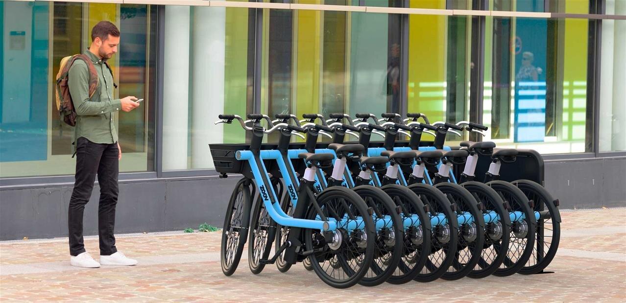 Avec Zoov, le créateur de Withings se lance dans le partage de vélos électriques