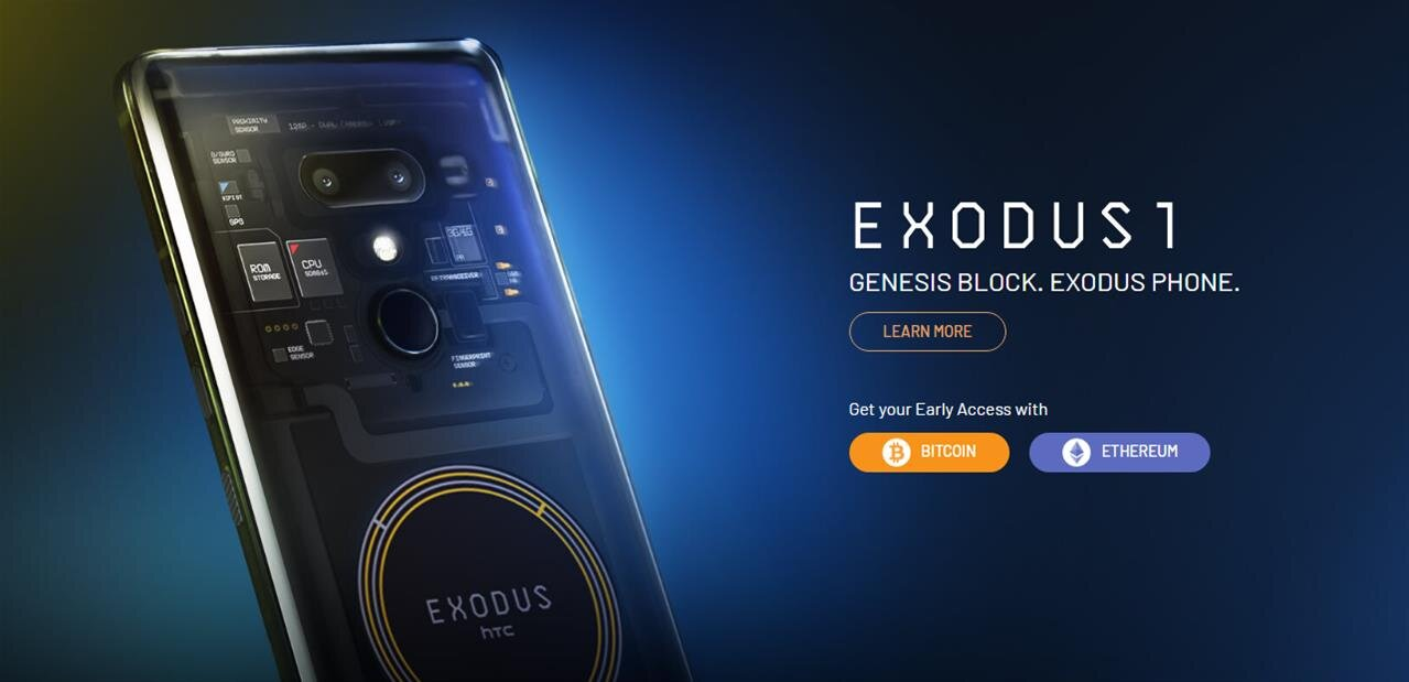 HTC Exodus 1 : enfin des détails sur le « smartphone blockchain », les précommandes sont ouvertes