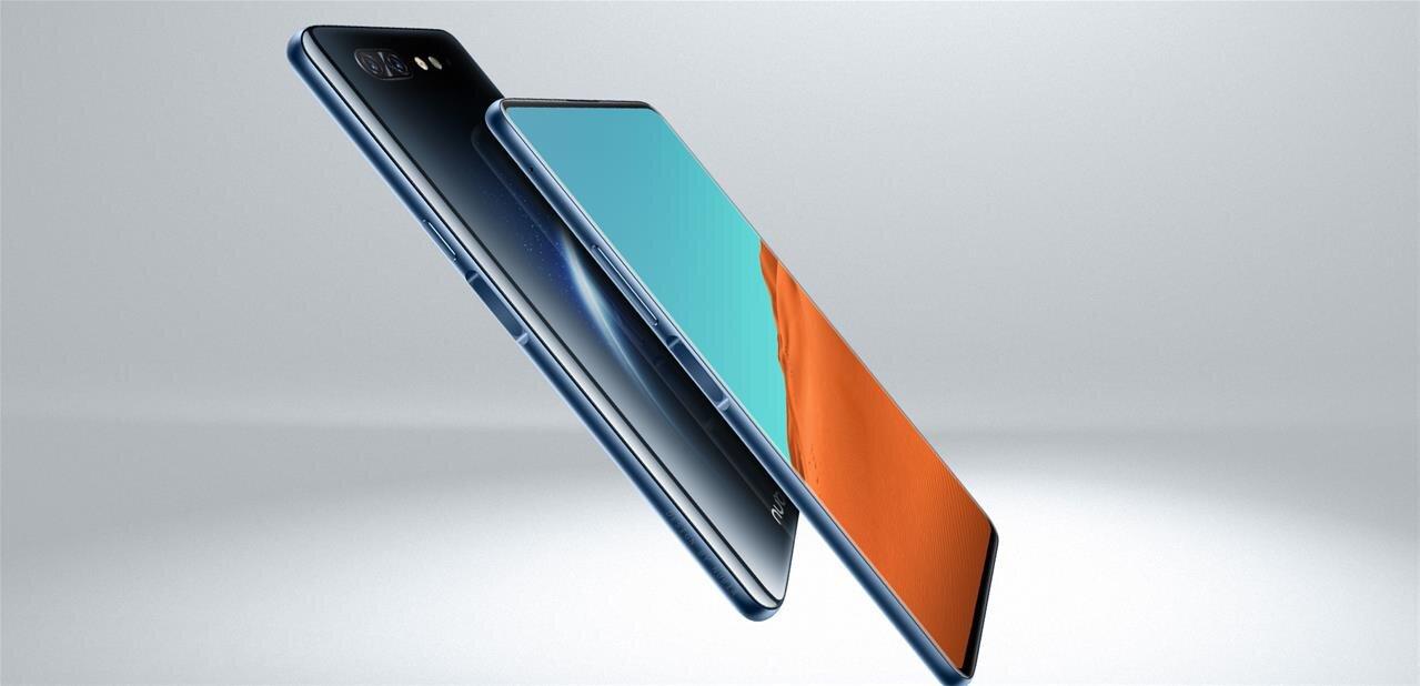 """Nubia X : Snapdragon 845 avec deux écrans (6,26"""" et 5,1""""), sans bordure ni caméra avant"""
