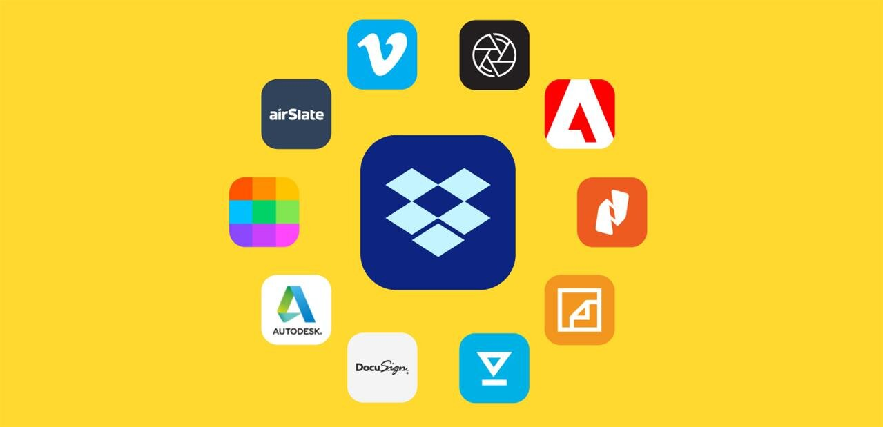 Dropbox lance ses Extensions, des plug-ins simplifiant les flux de travail