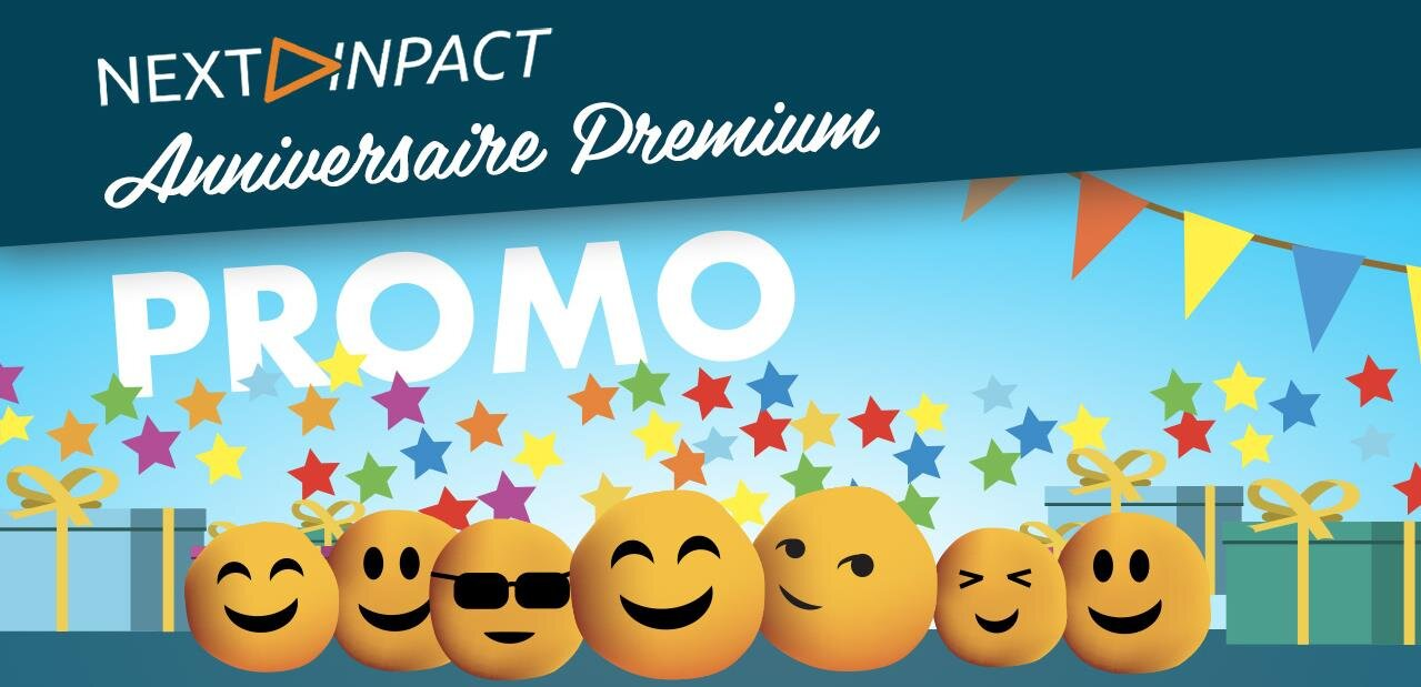 Anniversaire Premium : abonnez-vous 1 an pour 30 euros, 2 ans pour 60 euros