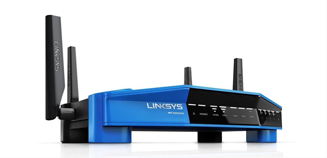 Routeur Linksys WRT3200ACM avec Wi-Fi 802.11ac (3,2 Gb/s) : 149,97 €