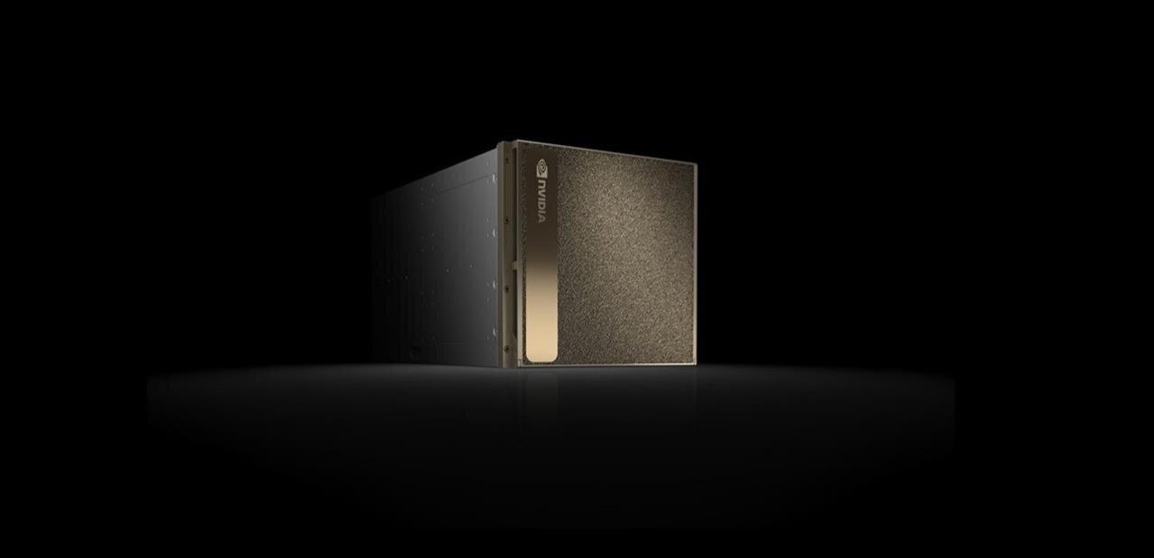 DGX-2H : NVIDIA pousse les CPU et les GPU de son supercalculateur