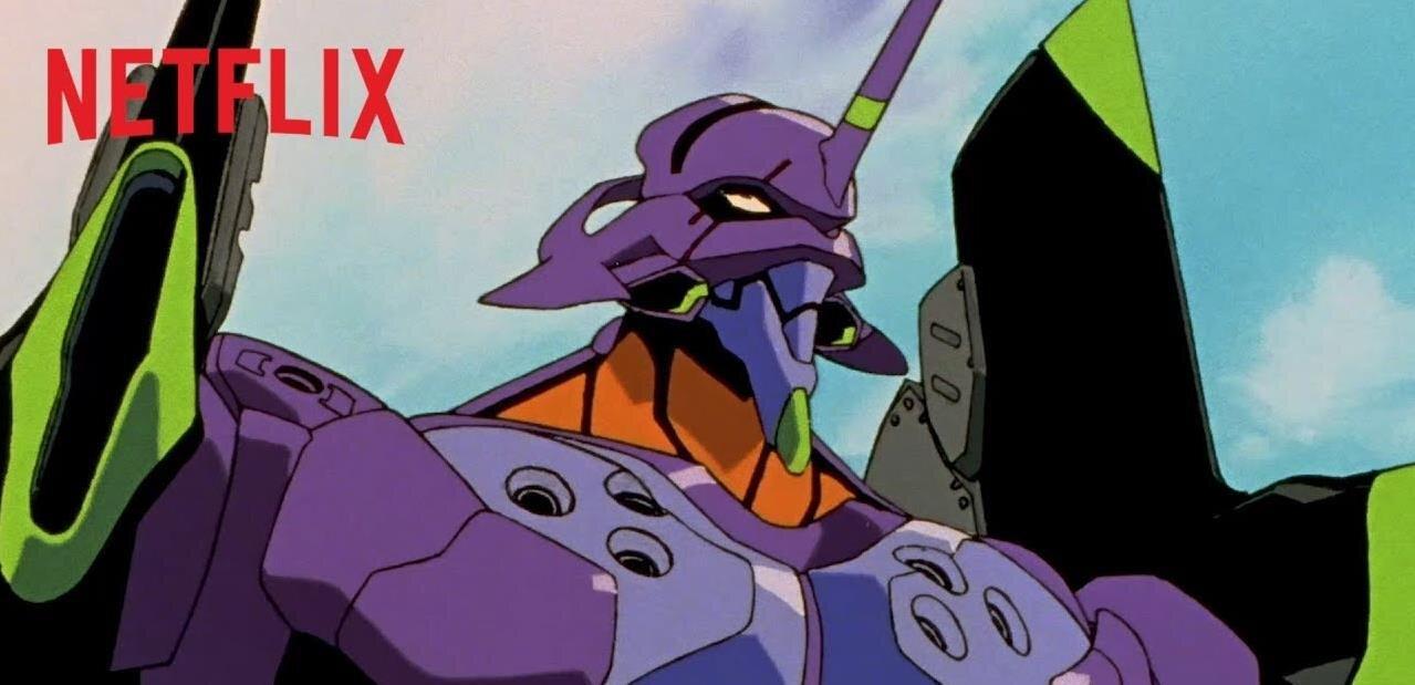 Netflix diffusera la série Evangelion au printemps prochain