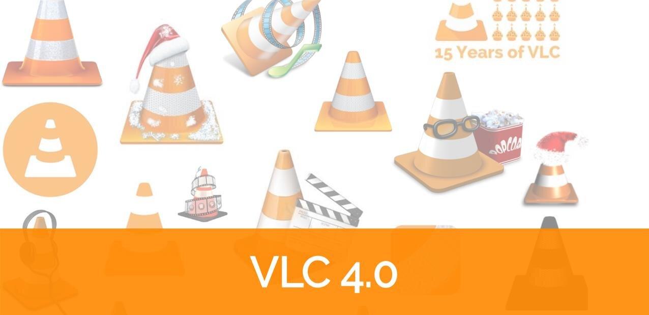 VLC 4.0 dévoile son interface et sa médiathèque