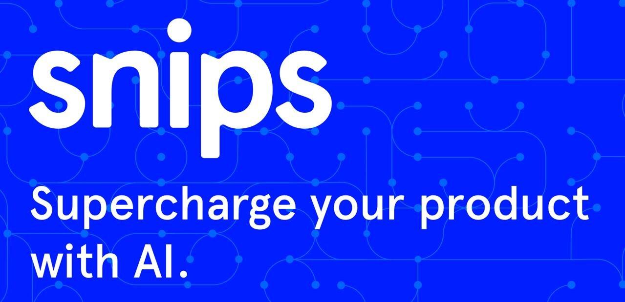 Reconnaissance vocale locale : Snips s'associe au DSP Group