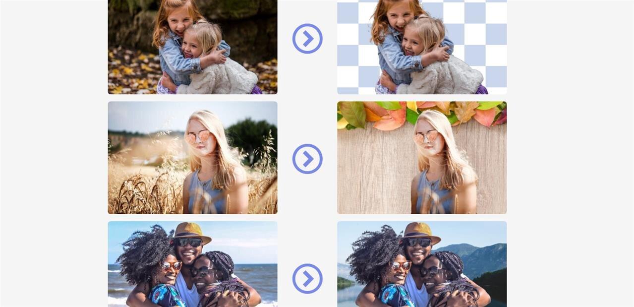 Remove.bg : un service gratuit pour retirer le fond d'une image derrière des personnes