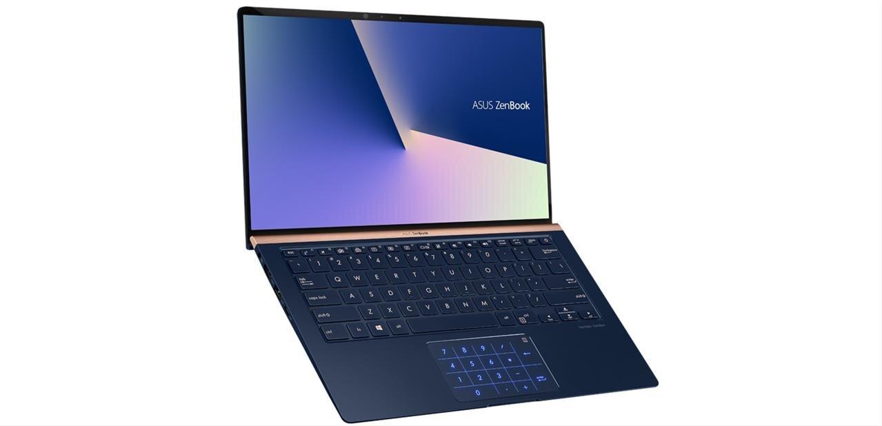 "Portable ASUS Zenbook 13 de 13"" (Core i5, SSD 256 Go) à 799 €"