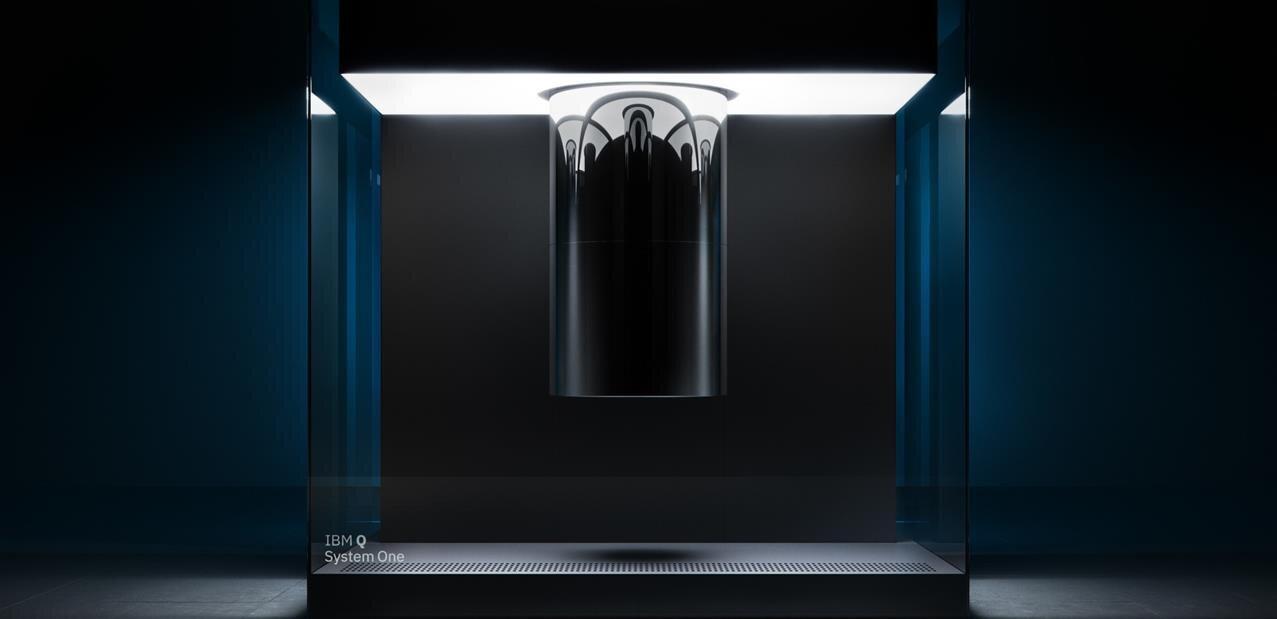 IBM Q System One : « le premier système d'informatique quantique intégré au monde pour un usage commercial »