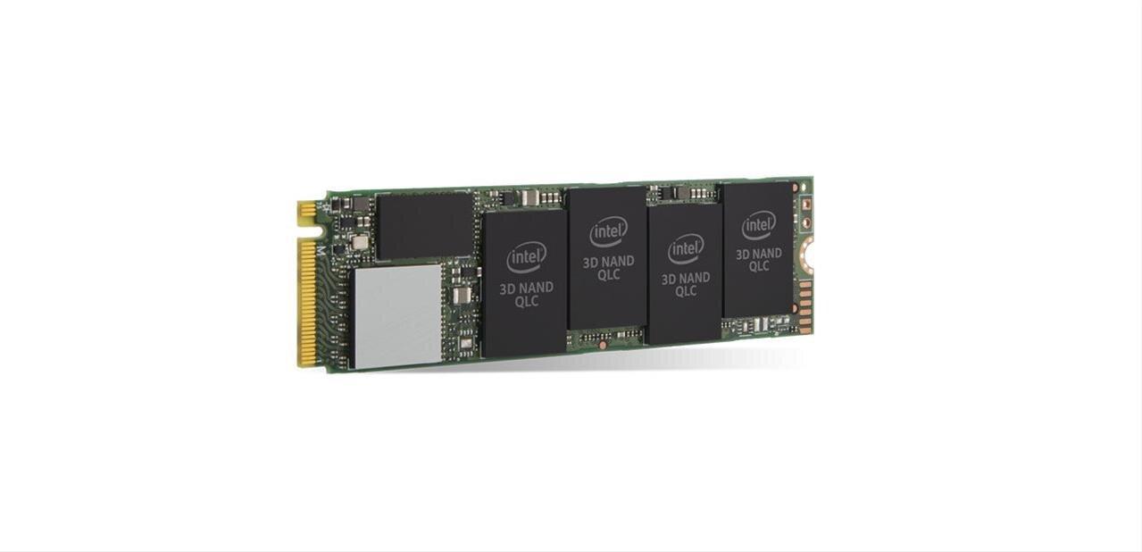SSD M.2 Intel 512 Go 660P (NVMe, 1,5 Go/s) à 74,90 euros