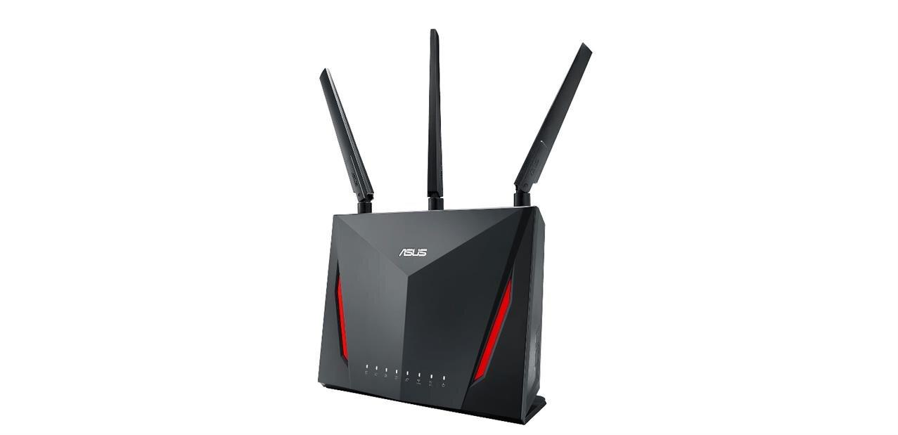 Routeur Wi-Fi 802.11ac (2,9 Gb/s) ASUS RT-AC86U à 153,30 euros #soldes
