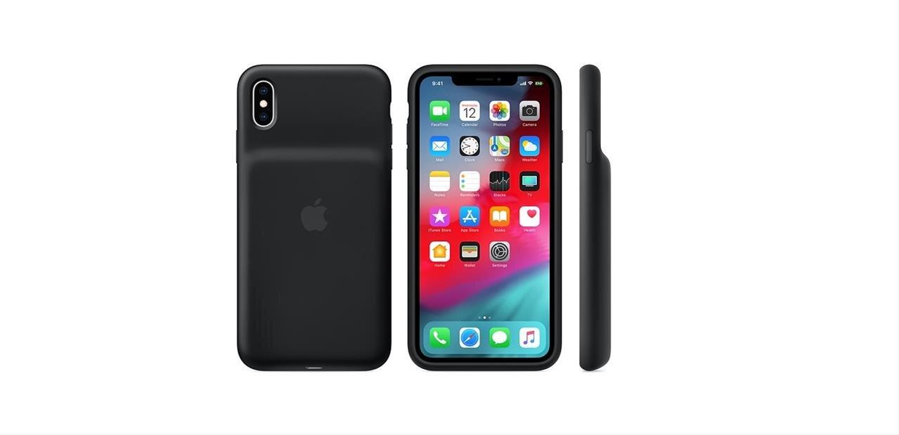 Apple lance enfin ses Smart Battery Case pour iPhone XS, XS Max et XR