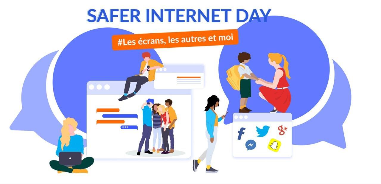 Safer Internet Day 2019 : c'est la « journée mondiale pour un Internet meilleur »