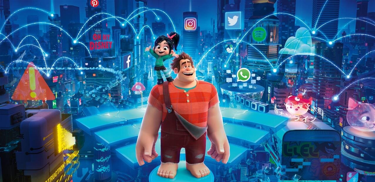 Bandes-annonces : Ralph 2.0, Alita Battle Angel, Aladdin (Will Smith), retour de Shaft, Simetierre...