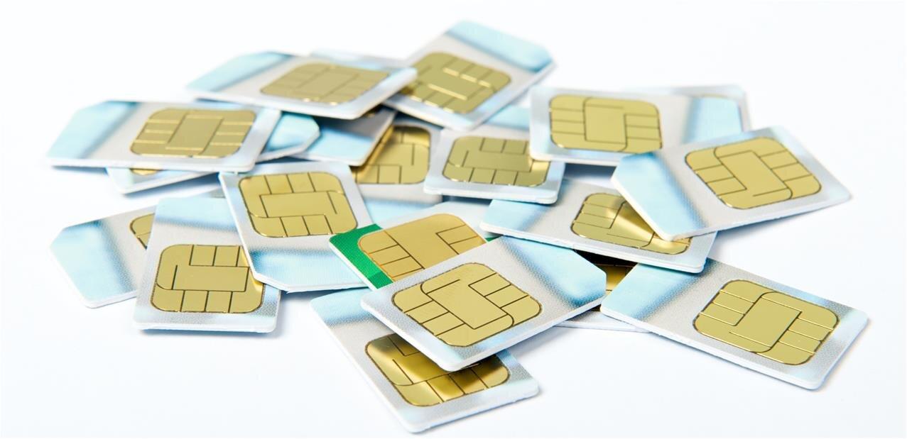 Un  million de cartes SIM supplémentaires en 2018, des portabilités en hausse