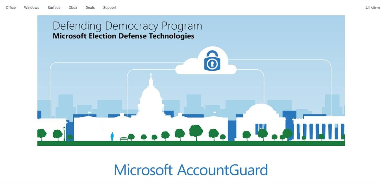 Microsoft offre son AccountGuard à 12 pays d'Europe, dont la France
