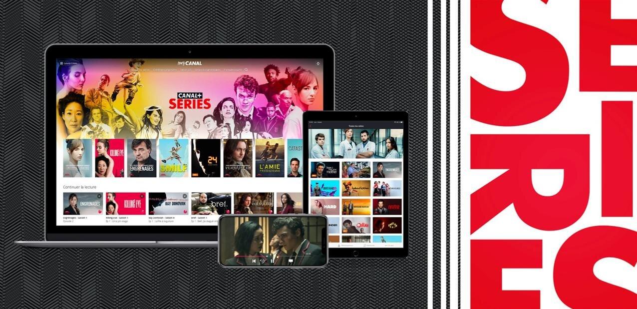 Canal+ Séries annoncé : un service de streaming à partir de 6,99 euros par mois