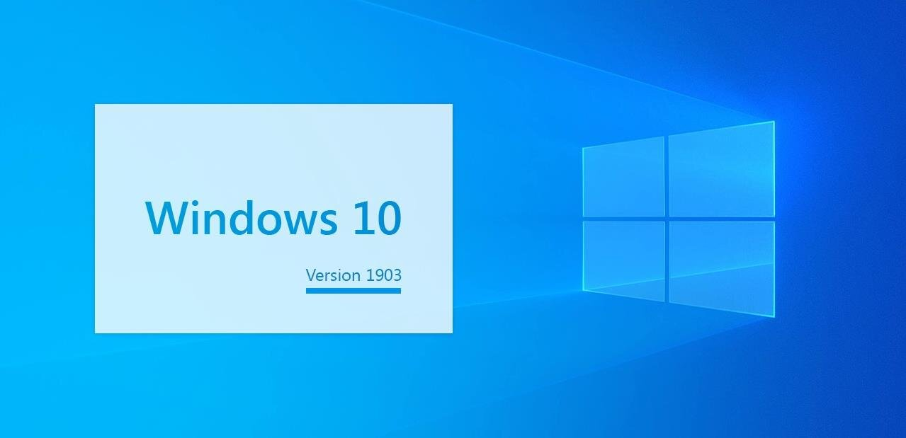 Windows 10 migre les versions 1803 et antérieures vers la May 2019 Update
