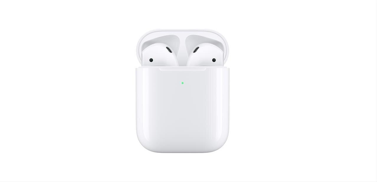 Apple lance de nouveaux AirPods avec boitier de recharge compatible Qi