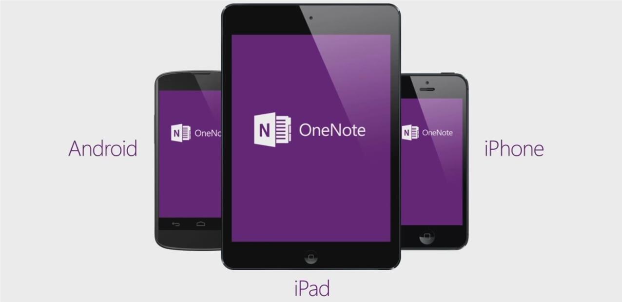 OneNote pour Android se dote du mode sombre et autres nouveautés