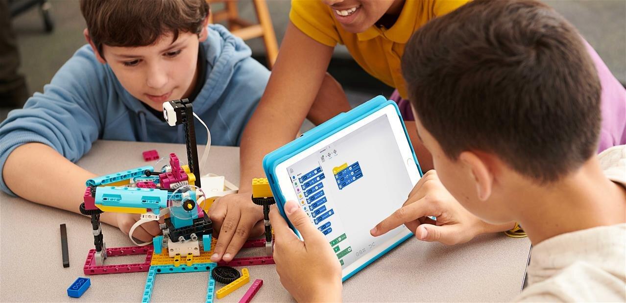Un nouveau kit éducatif chez Lego: le robot Spike Principal à 330 dollars