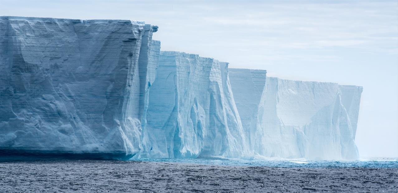 Selon une étude, les glaciers auraient perdu 9 625 milliards de tonnes de glace en 55 ans
