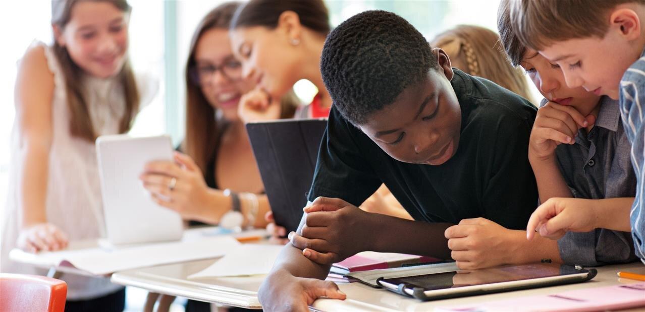 Éducation nationale : 25 millions d'euros pour accompagner des projets BYOD