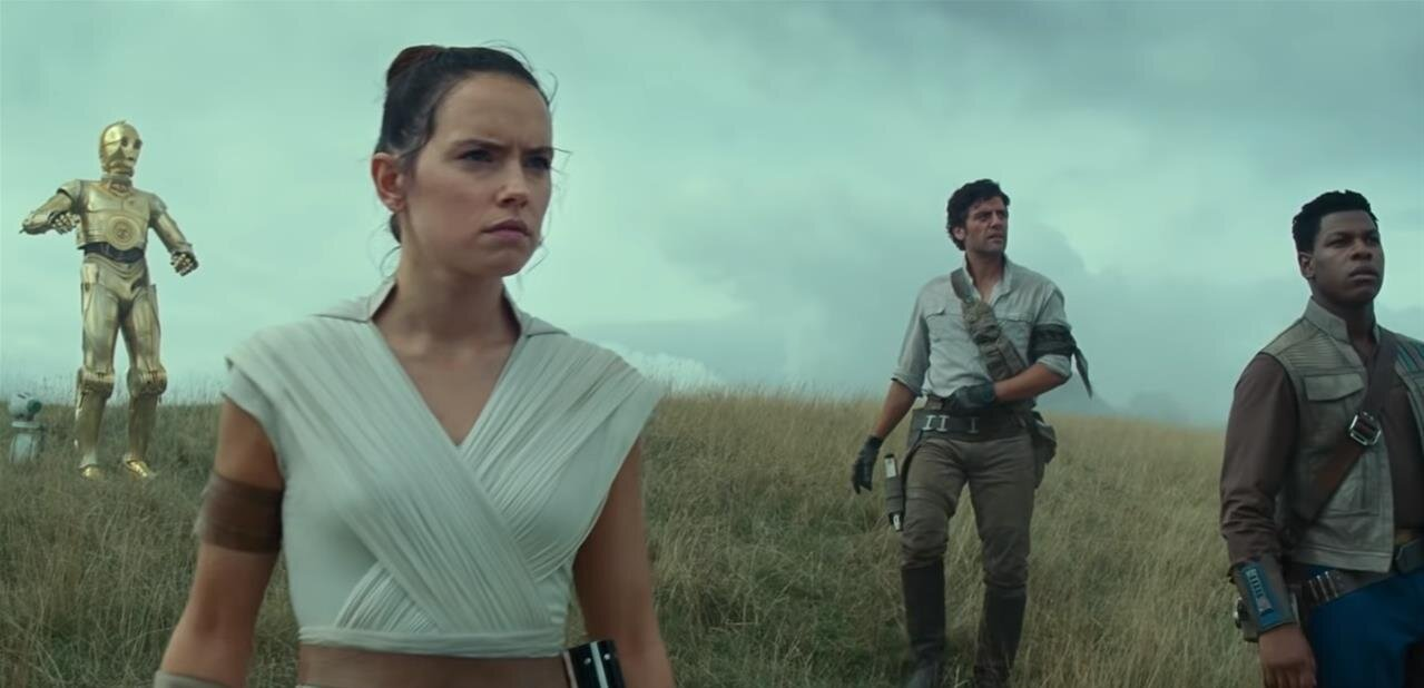 Star Wars : The Rise of Skywalker, première bande-annonce
