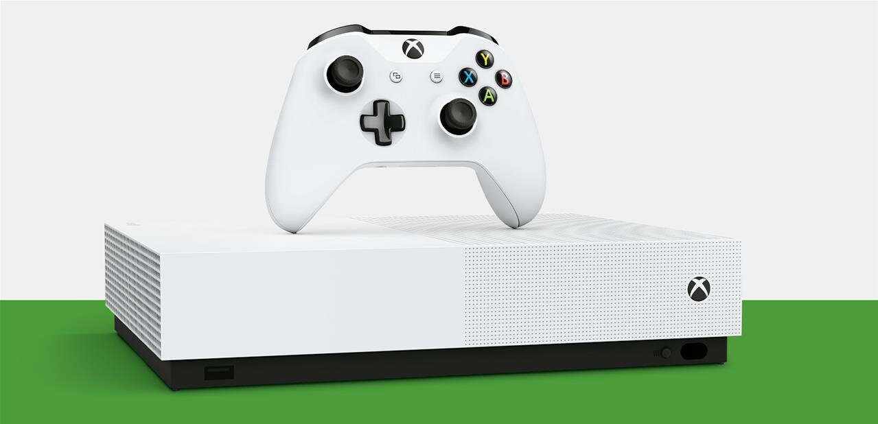 Xbox One S All Digital : à 230 euros, c'est une mauvaise affaire