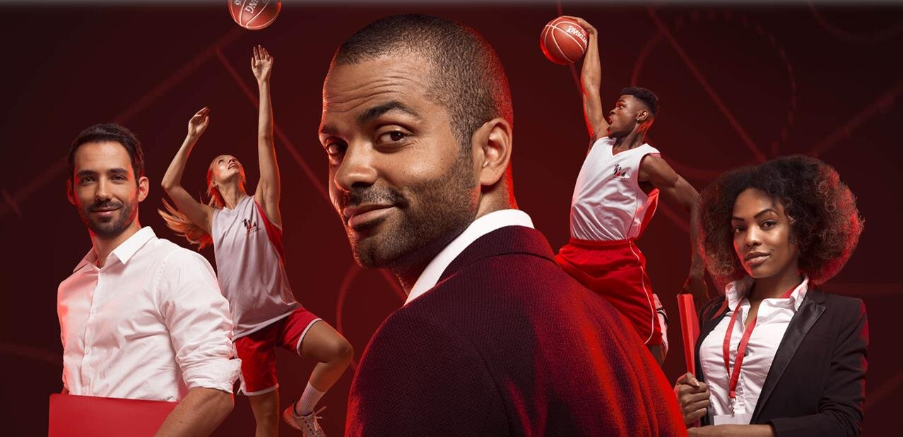 Études et esport : LDLC s'associe à la Tony Parker Adequat Academy