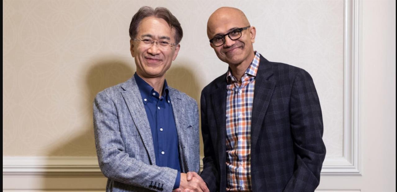 Cloud Gaming : face à Google Stadia, Sony choisit Microsoft Azure