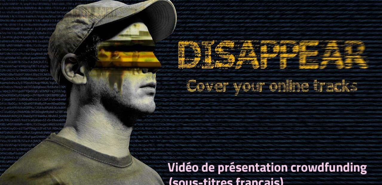 Marc Meillassoux (Nothing to Hide) lance une campagne Kickstarter pour son prochain film : Disparaître